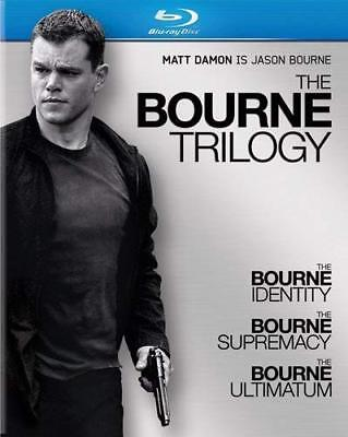 The Bourne Trilogy [Blu-ray] USED!