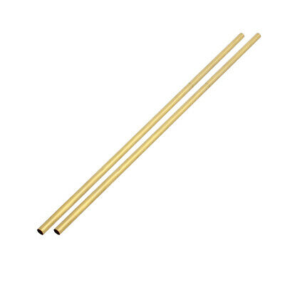 2Pcs 5.5mm x 6mm x 300mm Round RC Model Boat Copper Tube for 4mm Flex Shaft