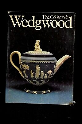 Robin Reilly - THE COLLECTOR'S WEDGWOOD, HC DJ, 1980
