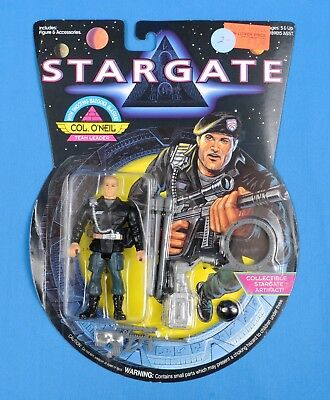 Stargate Action Figure Colonel O'Neil Hasbro 1994