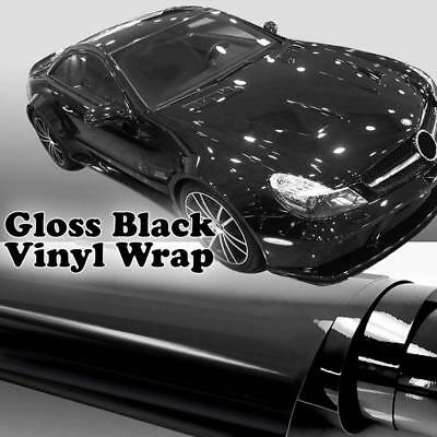Glossy Vinyl Car Auto Wrap Sticker Decal Bubble Free Air Release Useful SC 20