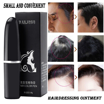 1PC Hair Color Pen New Fast Temporary Hair Dye To Cover White Hair Dyed Hair Pen