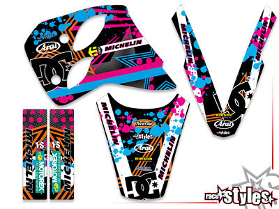 KTM GS EGS LC4 400 620 625 640 -97 Aufkleber DEKOR decal KIT grafiche graphique