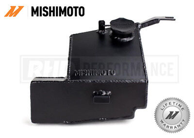 For Mazda Mx5 Nd 2016 On - Mishimoto Aluminium Windscreen Washer Tank - Black