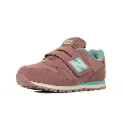 Chaussures Baskets New Balance fille 373 taille Marron Synthétique Scratchs 0eee77844e74
