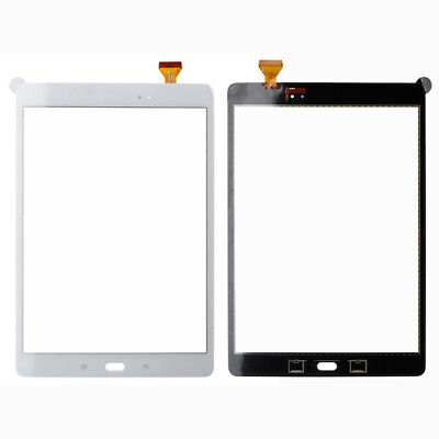 For Samsung Galaxy Tab A 9.7 Front Touch Screen Digitizer Glass White T550 T555
