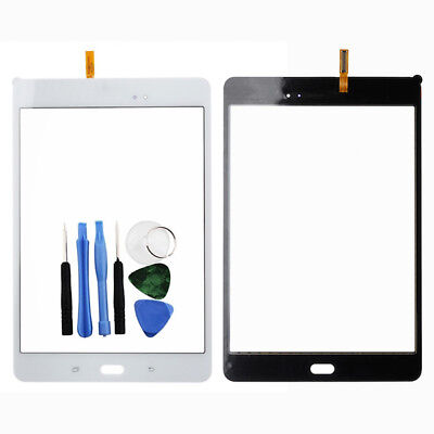 For Samsung Galaxy Tab A 8.0 Front Touch Screen Digitizer White T350 T355 Tools