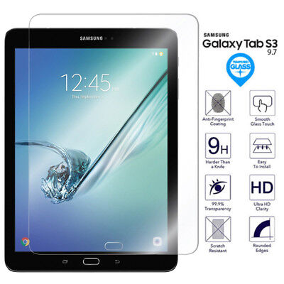 For Samsung Galaxy Tab S3 9.7 Tempered Glass Screen Protector Film SM T820 T825