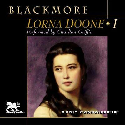 Lorna Doone by R D Blackmore Audiobook on mp3CD