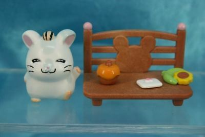 Epoch Tottoko Hamtaro Characters Pencil Toppers Mini Figure Set Oxnard