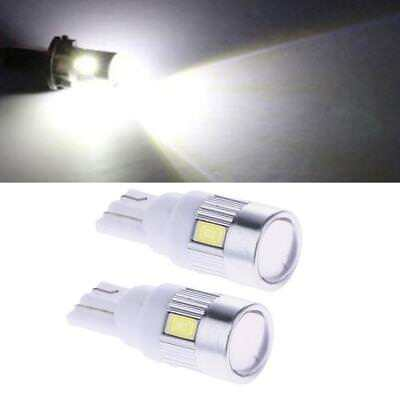 T10 501 194 W5W 5630 LED SMD Car HID Canbus Error Free Wedge Light Bulb Lamp