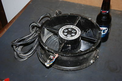 "NEW HUGE 10""Comair Rotron CLE2T2 Single phase Fan INV=27364"