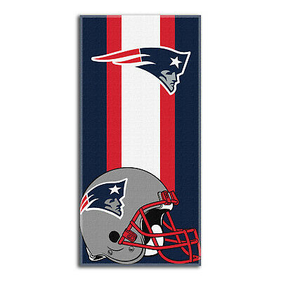 NFL Badetuch New England Patriots Handtuch Strandtuch Towel Zone Read Northwest