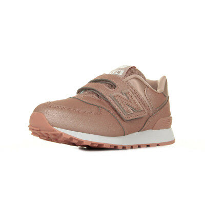 Chaussures Baskets New Balance fille 574