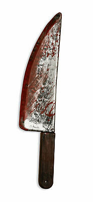 Bloody Weapon Knife Halloween Costume Prop