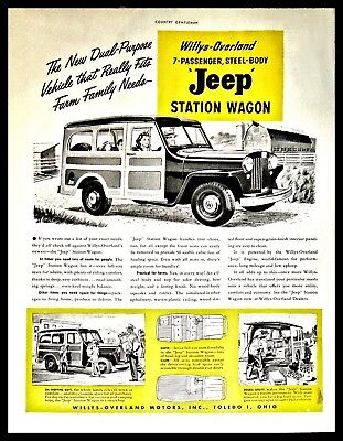 1946 Willys Jeep 350000 Picclick