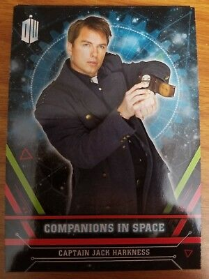 Doctor Who Extraterrestrial Encounters Companions in Space Captain Jack Harkness
