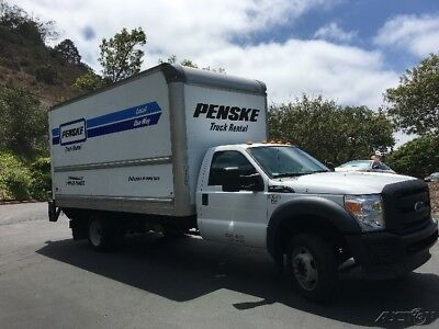 Penske Used Trucks - unit # 696386 - 2014 Ford F450