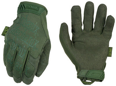 US Mechanix Wear® Original® Handschuhe Army Tactical Gloves OD Green oliv Medium