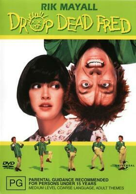 Drop Dead Fred - Family Comedy Movie DVD R4 [New!]