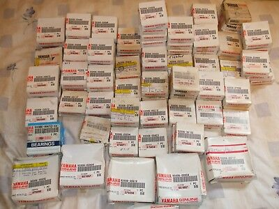 lot of 90 Yamaha Bearings 80% off