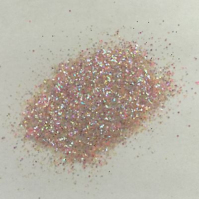1kg/500g IRIDESCENT PASTEL CRYSTALINE  MIX FESTIVAL nail art glitter .15 HEX