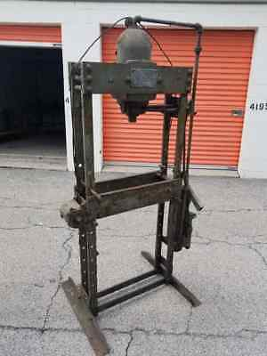KRW KR Wilson 25-ton Shop Press H-Frame Model 37 Local Pickup Only Chicago Area
