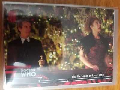Doctor Who Extraterrestrial Encounters #100 The Husbands of River Song RED 23/25