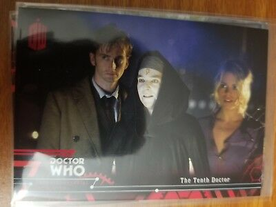 2016 Doctor Who Extraterrestrial Encounters #11 The Tenth Doctor RED 16/25