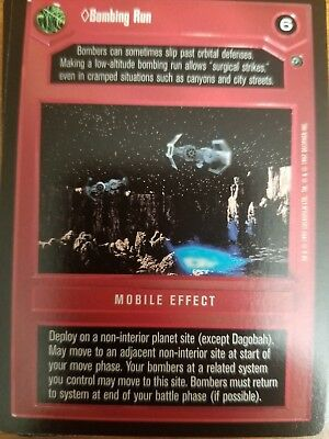 sealed Asteroid Sanctuary corrected DAGOBAH LIMITED BB star wars ccg swccg
