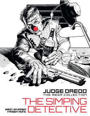 2000AD: JUDGE DREDD THE MEGA COLLECTION - Part 21 - THE SIMPING DETECTIVE - VGC