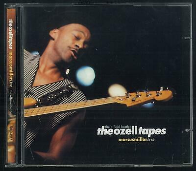 The Ozell Tapes Marcus Miller Live The Official Bootleg 2002 2 Cd Ottimo Usato