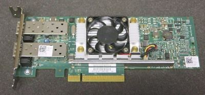 Dell Broadcom 57810S Dual-Port 10GbE SFP+ Converged Network Adapter Y40PH 0Y40PH