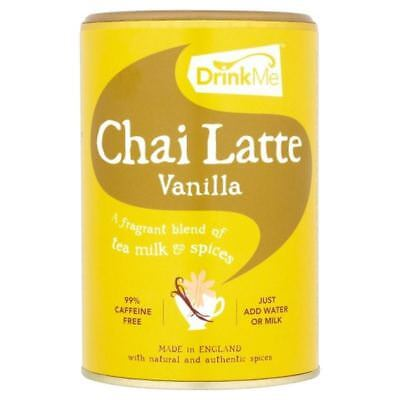 Drink Me Vanilla Chai Latte 250g (Pack of 2)