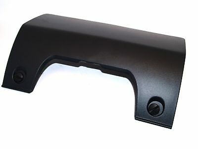 Land Rover Genuine Discovery 3 & 4 Rear Bumper Tow Eye Cover Trim DPO500011PCL