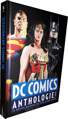 Comics - Urban Comics - Dc Comics Anthologie