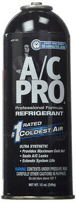 A/C PRO ACP102 Professional Formula R134a Ultra Synthetic 12 oz