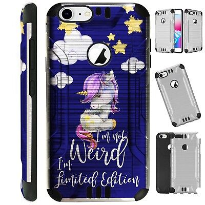 SILVER GUARD For iPhone / Samsung Galaxy Phone CaseCover UNICORN LIMITED EDITION