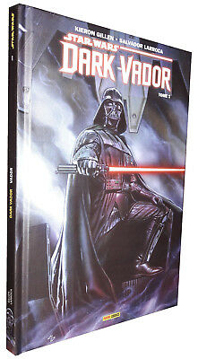 Comics - Panini - Star Wars - Dark Vador T.01 : Vador