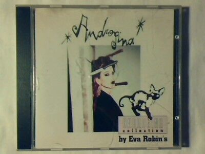 CD Androgina collection by Eva Robin's DATURA WHIGFIELD IVANA SPAGNA 20 FINGERS
