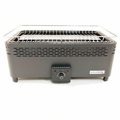 Suisse Gril de Camping Grill Grille Barbecue Barbecue Valise Smokeless Charbon