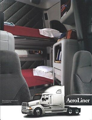 Truck Brochure - Ford - AeroMax with  AeroLiner Sleeper - A9522 AT9522 (T2432)