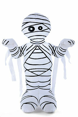 Inflatable Halloween Mummy Outdoor Garden Decoration 1.2 Metres Tall