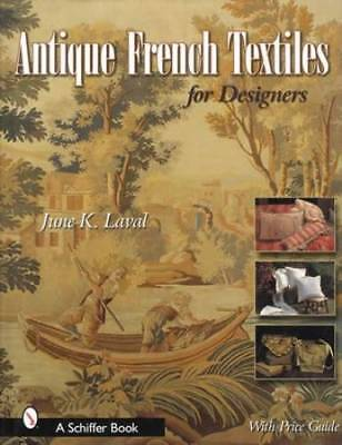 Antique French Linen Collectors ID$ Guide incl Tapestry Doilies Lace Textiles