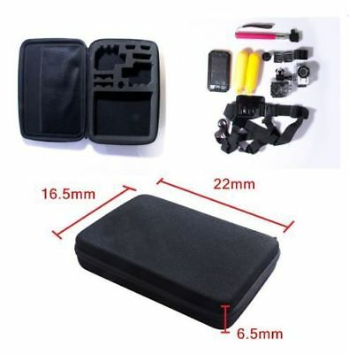 Medium Travel Storage Waterproof Hard Case Bag For GoPro Go Pro Hero 6 5 4 3+ AU