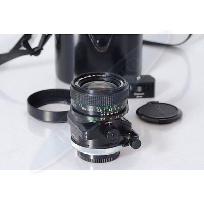 Canon Ts 2,8/35 DÉPLACER S.S.C