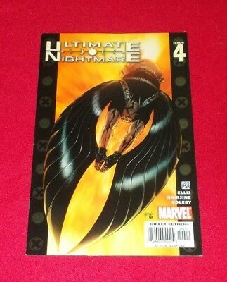 Marvel Comic Ultimate Nightmare Issue 4 January 2005