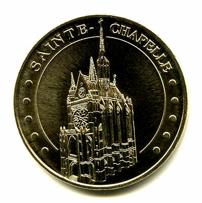 75001 La Sainte-Chapelle 2, 2018, Monnaie de Paris