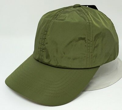 Outdoor Sport Cap Rain Sun Waterproof Unconstructed Dad Hat Adult OSFM Olive  New a4a33c1cb