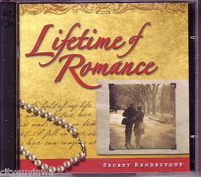 TIME LIFE Lifetime of Romance SECRET RENDEZVOUS Various Artists 2 CD Sandpipers